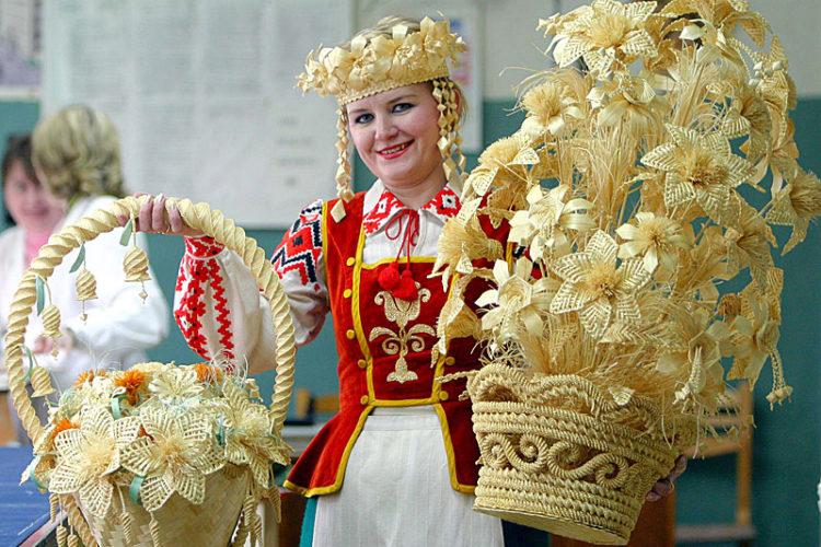 Что привезти из Беларуси