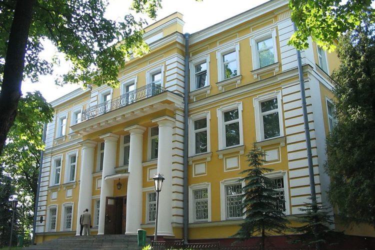 Дворец губернатора в Витебске
