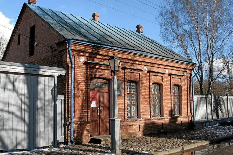 Дом-музей Марка Шагала в Витебске