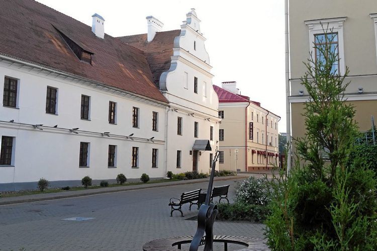 Жилой корпус Монастыря базилианок в Минске