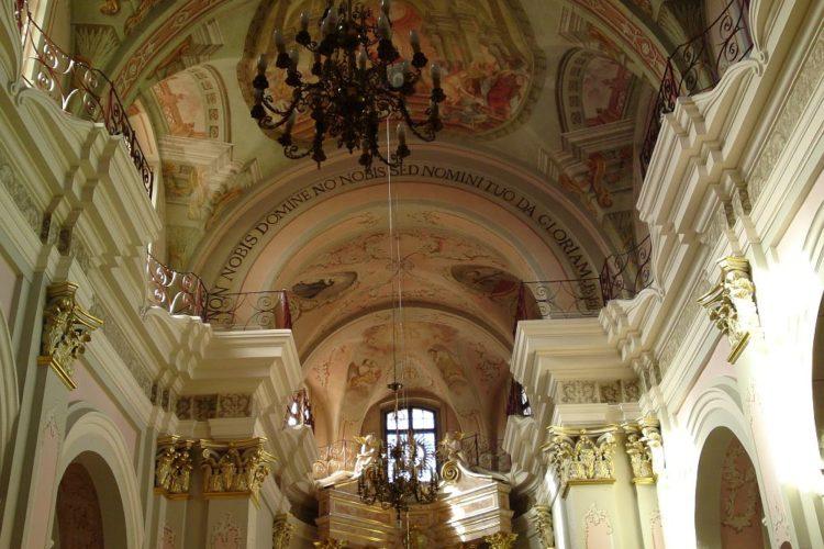 Кафедральный собор Девы Марии в Минске