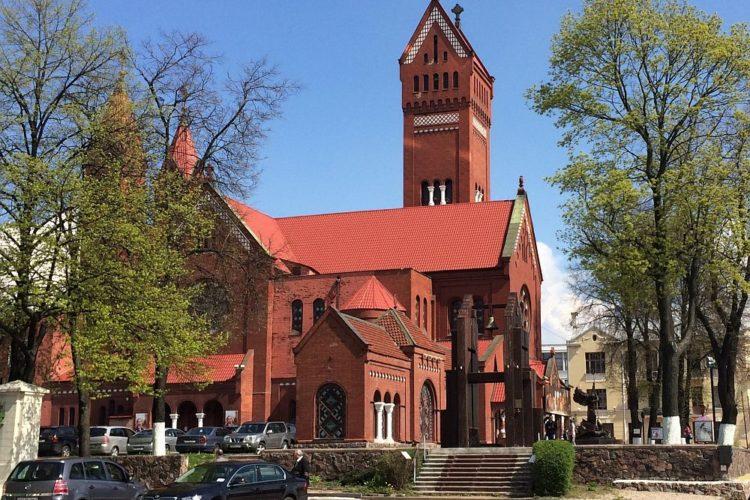 Костел Симеона и Елены (Красный костел)
