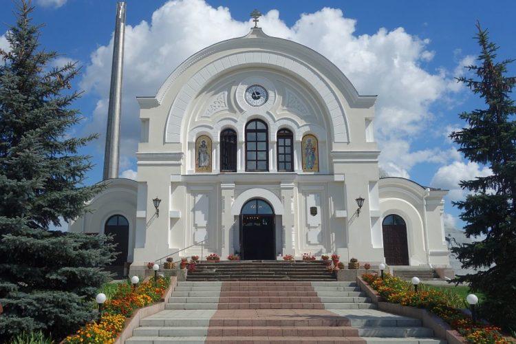 Николаевская гарнизонная церковь, Брест