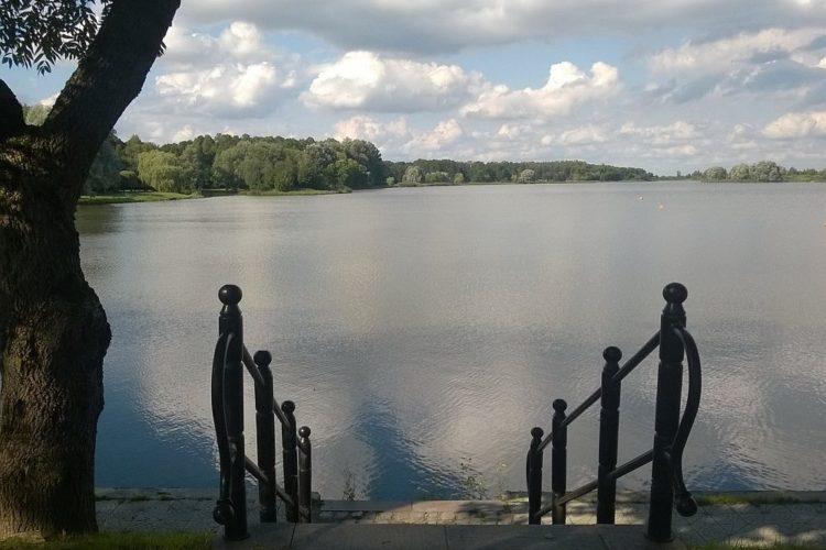 Система озер в Несвиже