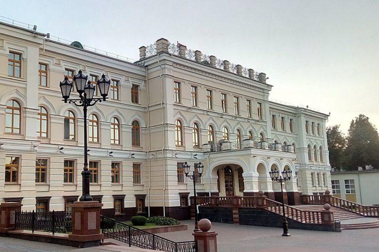 Женское епархиальное училище в Витебске
