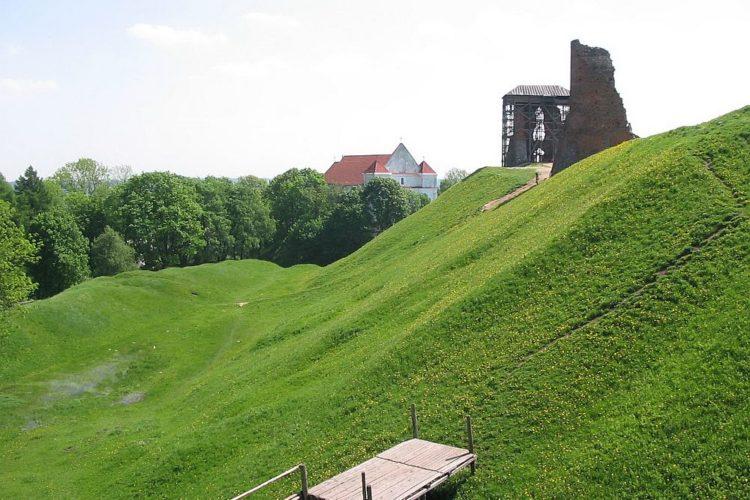 Замковая гора. Новогрудок