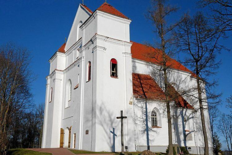 Костел Преображения Господнего (фарный) в Новогрудке
