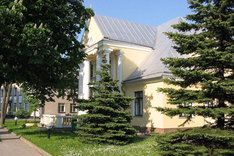 Застройка по ул. Мицкевича в Новогрудке