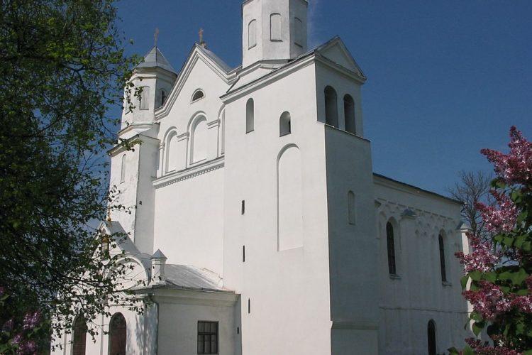 Древняя Борисоглебская церковь в Новогрудке