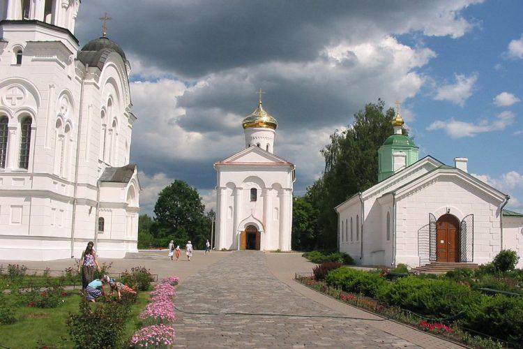 Спасо-Евфросиньевский монастырь в Полоцке