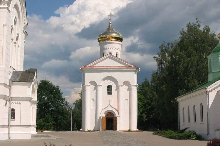 Спасо-Преображенская церковь в Полоцке