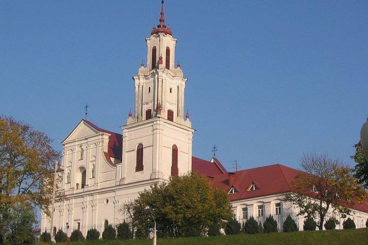 Костёл монастыря бернардинцев в Гродно