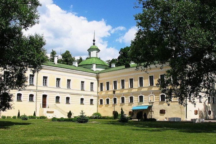 Богоявленский монастырь в Полоцке