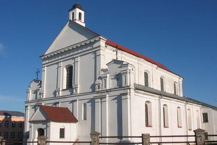 Костел св. Михаила Архангела в Новогрудке