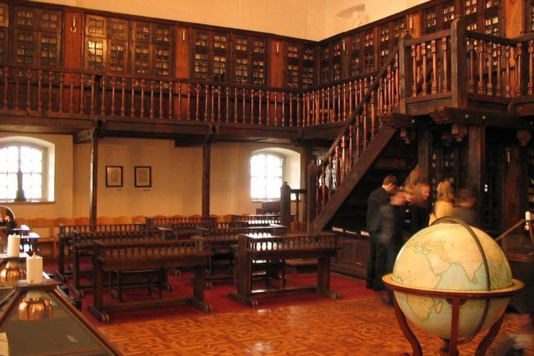 Музей книгопечатания в Полоцке