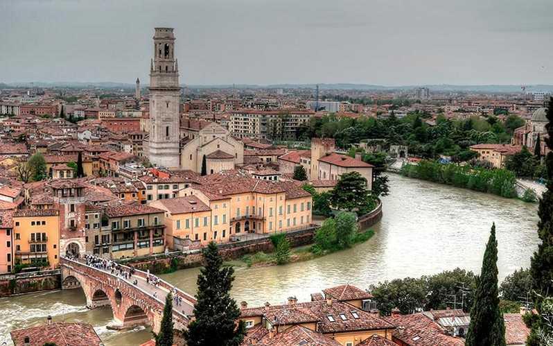 Италия. Верона
