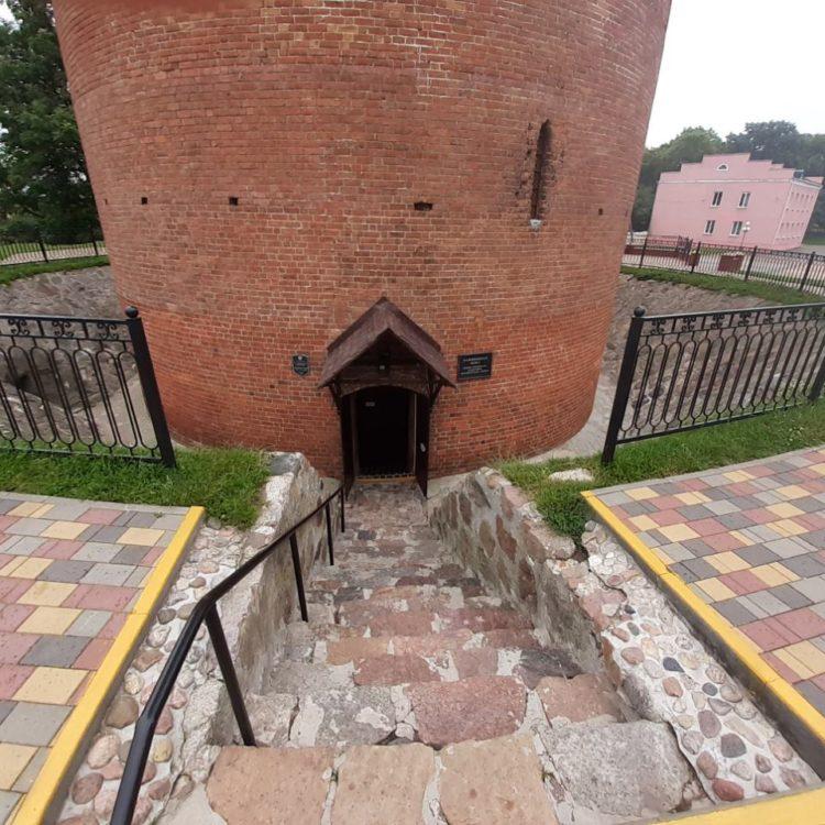 Город Каменец. Белая Вежа