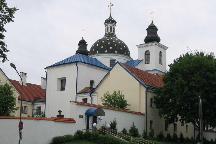 Церковь Рождества Богородицы 1726г.Гродно