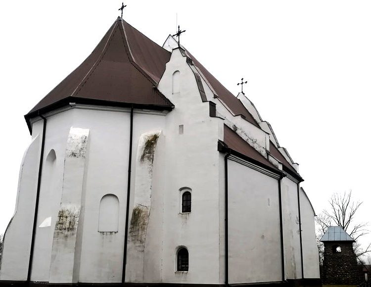 Храм в Ишкольди