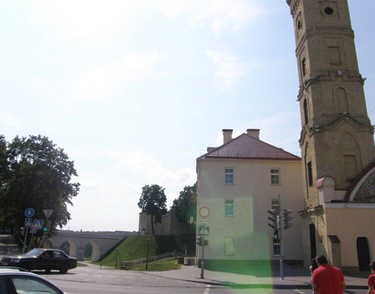 пожарная каланча в Гродно