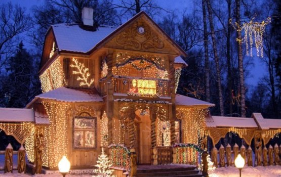 Беловежская пуща. Поместье Деда Мороза