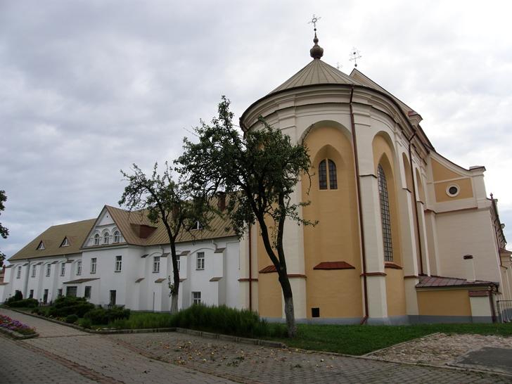 Костёл Обретения Святого Креста в Гродно