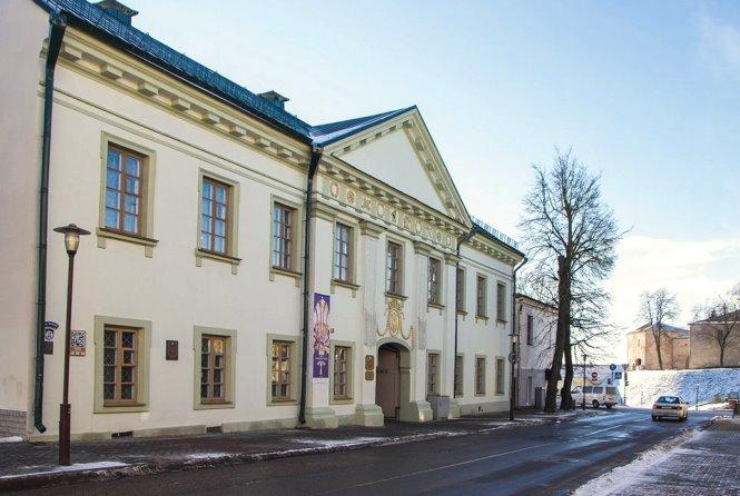 Дворец Хрептовичей в Гродно