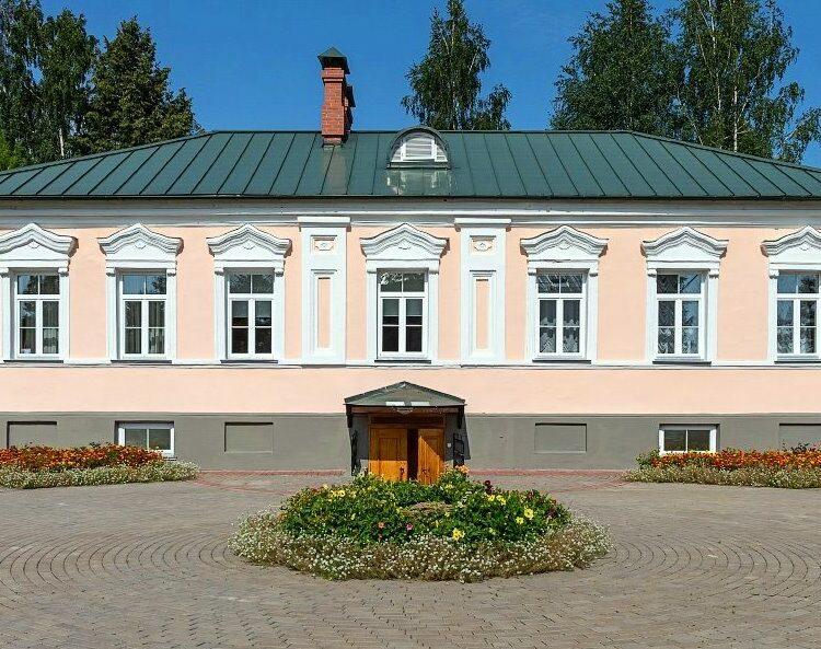 Домик Петра Первого в Полоцке