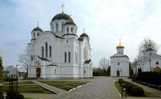 Спасо-Ефросиньевский монастырь в Полоцке