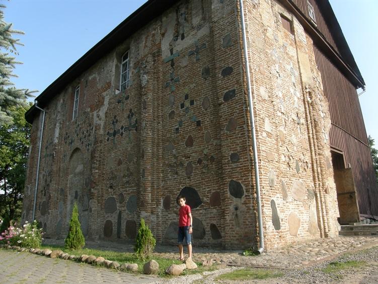 Каложская церковь в Гродно