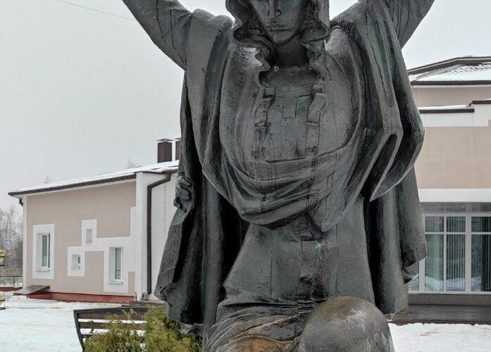 Заславль-древний город.