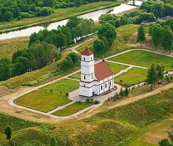 Заславль - древний город. Индивидуальные туры