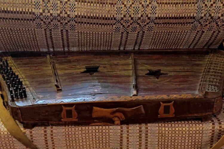 Заславль-древний город. Музей старинных инструментов в Заславле