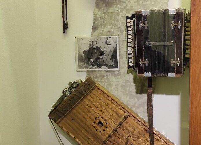 Заславль-древний город. Музей народных инструментов в Заславле